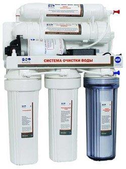 Установка фильтра для воды. Нижнетагильские сантехники.