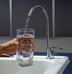 Установка фильтра очистки воды город Нижний Тагил