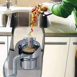 Установка измельчителя пищевых отходов в Нижнем Тагиле, подключение утилизатор пищевых отходов в г.Нижний Тагил