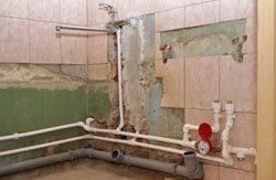Замена старых труб в квартире, коттедже, на доче, доме, складе, помещении или офисе в городе Нижний Тагил