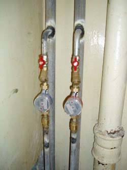 Замена стояков горячей и холодной воды в Нижнем Тагиле, монтаж стояков водоснабжения